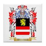 Weinshtock Tile Coaster
