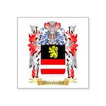 Weinshnabel Square Sticker 3