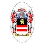 Weinshnabel Sticker (Oval 10 pk)