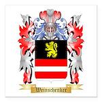 Weinschenker Square Car Magnet 3