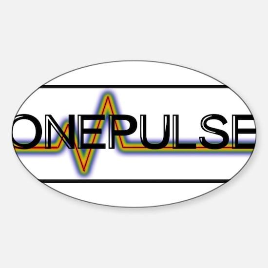 ONE PULSE : ORLANDO Decal