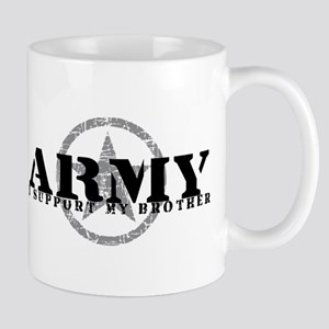 Army - I Support My Brother Mug