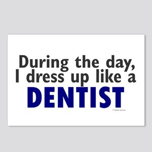 Dress Up Like A Dentist Postcards (Package of 8)