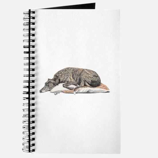 Cute Colored pencil art Journal