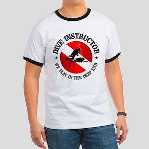 Dive Instructor (deep end) T-Shirt