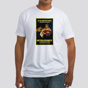 Intolerance Fitted T-Shirt