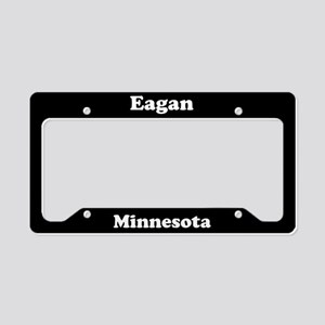 Eagan MN License Plate Holder