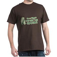 I've Got the Cooties Dark T-Shirt