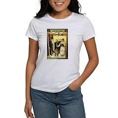 Hearts & Planets Women's T-Shirt