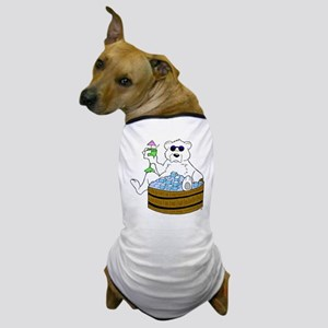 Relax Chill Out Dog T-Shirt