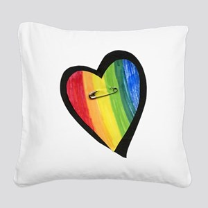 Square Canvas Pillow