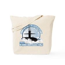 USS Sam Houston SSBN 609 Tote Bag