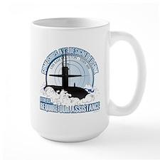 USS Sam Houston SSBN 609 Large Mug