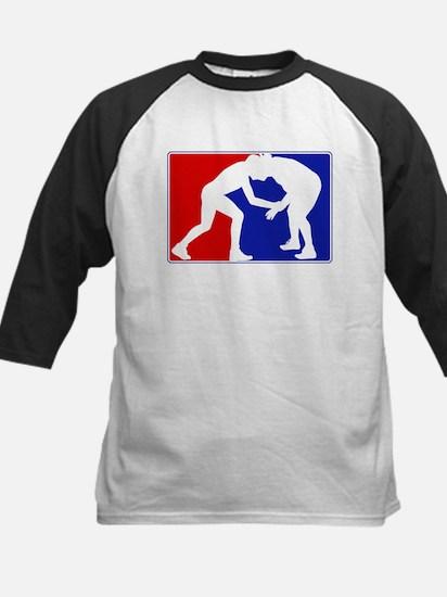 Major League Wrestling Kids Baseball Jersey
