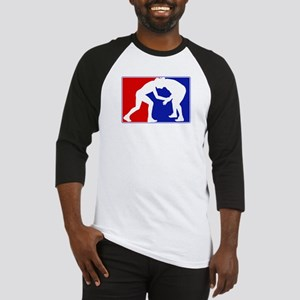 Major League Wrestling Baseball Jersey