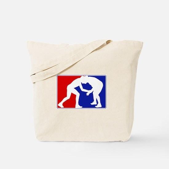 Major League Wrestling Tote Bag