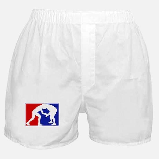 Major League Wrestling Boxer Shorts