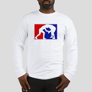 Major League Wrestling Long Sleeve T-Shirt
