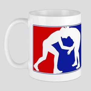 Major League Wrestling Mug
