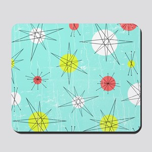 Atomic Era Art Mousepad