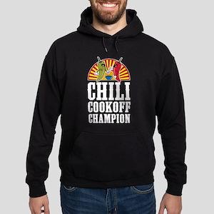 Chili Cookoff Champion Hoodie (dark)