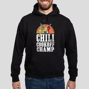 Chili Cookoff Champ Hoodie (dark)