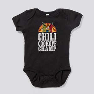 Chili Cookoff Champ Baby Bodysuit