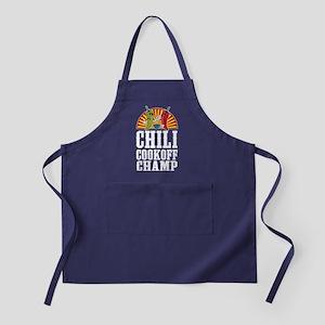 Chili Cookoff Champ Apron (dark)