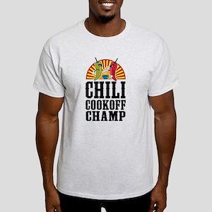 Chili Cookoff Champ T-Shirt