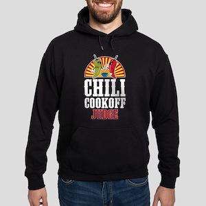 Chili Cookoff Judge Hoodie (dark)