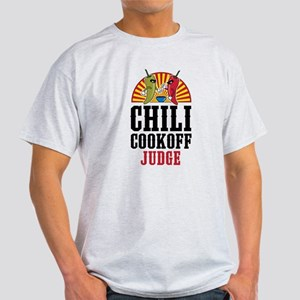 Chili Cookoff Judge T-Shirt