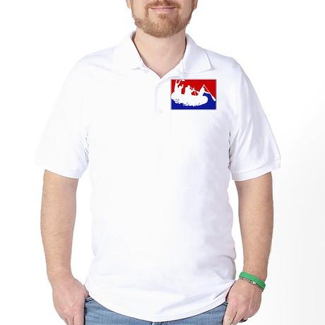 Major League White Water Raft Golf Shirt