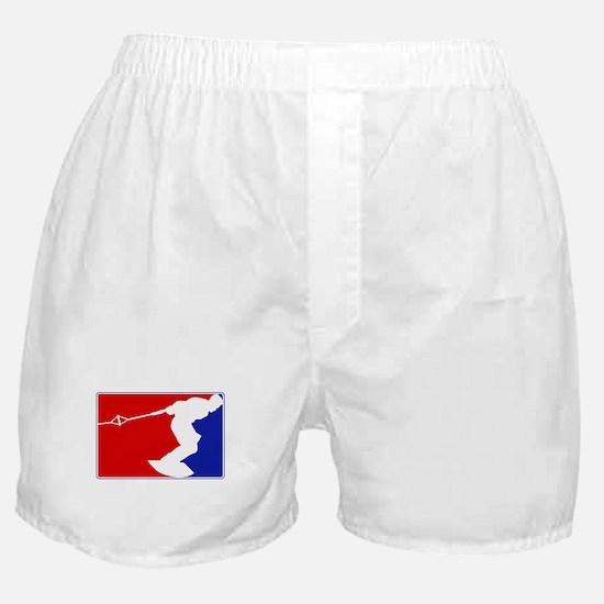 Major League Wakeboarding Boxer Shorts