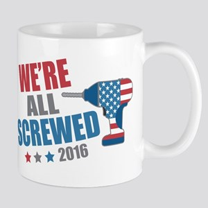 Screwed 2016 Mug