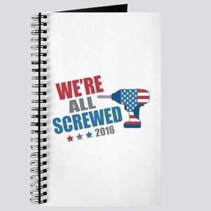 Screwed 2016 Journal
