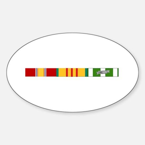 Vietnam Ribbons Decal
