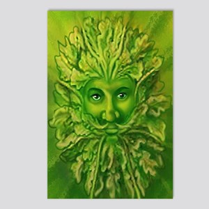The Greenman Postcards (Package of 8)