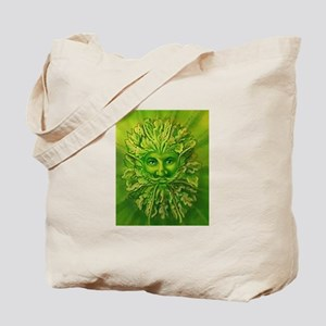 The Greenman Tote Bag