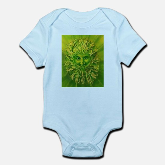 The Greenman Infant Creeper