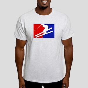Major League Skiing  Light T-Shirt