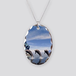 Funny dolphin Necklace