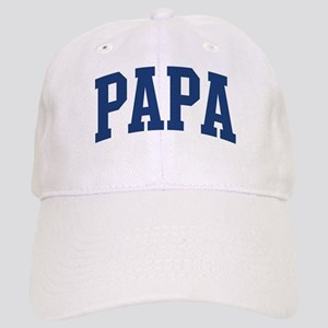 PAPA design (blue) Cap