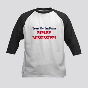 Trust Me, I'm from Ripley Mississi Baseball Jersey