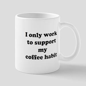 Coffee Habit Mugs