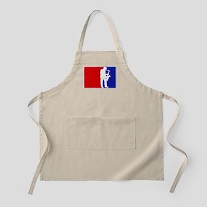Major League Saxaphone BBQ Apron