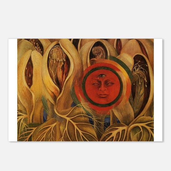 Frida Postcards (Package of 8)