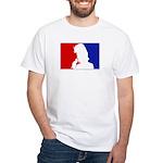 Major League Rock White T-Shirt