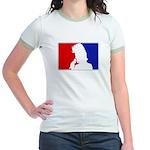 Major League Rock Jr. Ringer T-Shirt