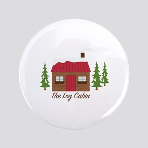 The Log Cabin Button