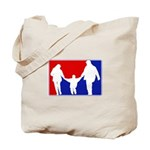 Major League Parenting Tote Bag